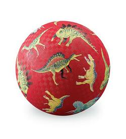 13 cm Playball/Dinosaurs Red (New)
