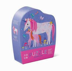 Kolli: 2 12 pc Mini Puzzle/Unicorn (New)