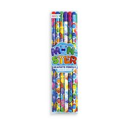 Kolli: 12 Graphite Pencils - Set of 12 - Monsters