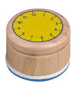 Kolli: 12 Stamp - Learn the time Wonderful Presents