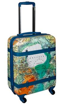 Kolli: 1 Hard trolley case Travel Time Adults
