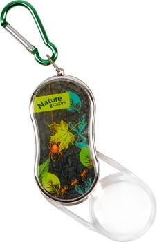 Kolli: 8 LED magnifying glass Nature Zoom