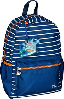 Kolli: 1 Backpack Capt'n Sharky