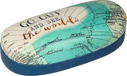 Kolli: 2 Glasses Case Travel Time Adults