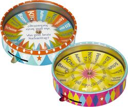 Kolli: 12 Mini Roulette Decision-Making Aid Wonderful Presents