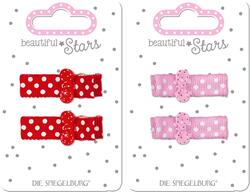 Kolli: 6 Hair Clip Bow Tie Hair Accessories