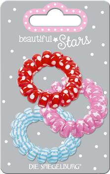 Kolli: 6 Hair Tie Spiral Hair Accessories