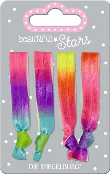 Kolli: 6 Hair Tie Ribbon Trend Hair Accessories