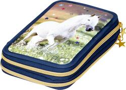 Kolli: 1 Pencil Case  Horse Friends