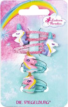 Kolli: 10 Hair decoration set Unicorn Paradise