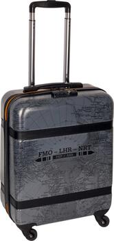 Kolli: 1 Hard trolley case Urban&Gray