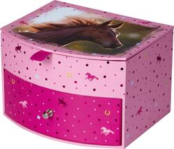 Kolli: 3 Mini chest of drawers Horse Friends