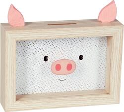 Kolli: 4 Piggy bank picture frame