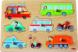 Kolli: 4 Clutching Puzzle World of vehicles