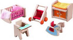Kolli: 2 Little Friends – Dollhouse Furniture Children's ro  Mål: 32,5 x 15,2 x 7,3