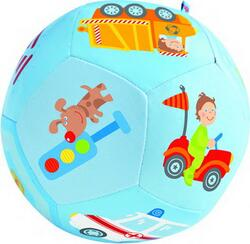 Kolli: 4 Baby Ball World of vehicles