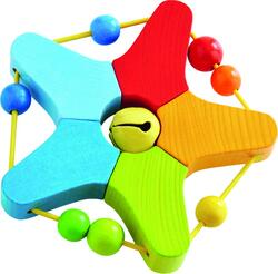 Kolli: 4 Clutching Toy Jingle Star