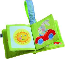Kolli: 4 Mini Buggy book Bunny