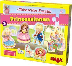 Kolli: 4 My First Puzzles – Princesses