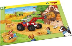Kolli: 4 Frame Puzzle Agricultural Machinery