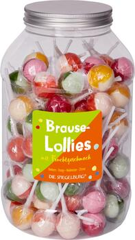 Kolli: 105 Lollipops with sherbet powder