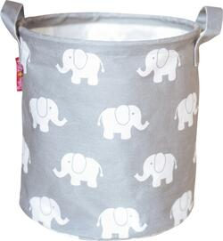 Kolli: 3 Storage basket - grey