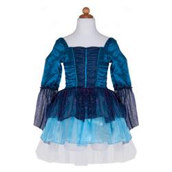 Kolli: 1 Midnight Witch Dress/Hat, SIZE US 5-6