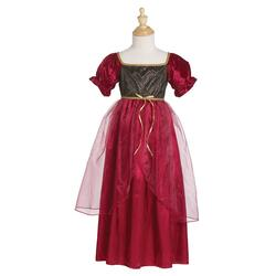 Kolli: 2 Juliette Dress Burgundy, SIZE US 7-8