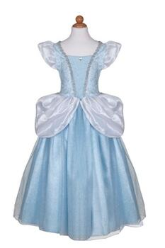 Kolli: 1 Deluxe Cinderella Gown, Size 7-8