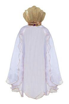 Kolli: 2 Mermaid Glimmer Cape, Lilac, Size 5-6
