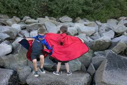 Kolli: 2 Reversible Adventure Cape & Mask, Size 5-6