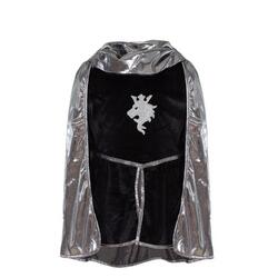 Kolli: 1 Silver Knight Tunic/Cape/Crown, SIZE US 9-10