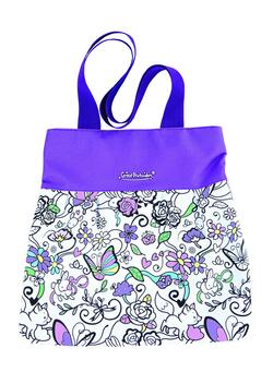 Kolli: 2 Colour-In Tote