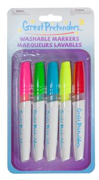 Kolli: 2 Colour-In Marker Set, 5 Pcs