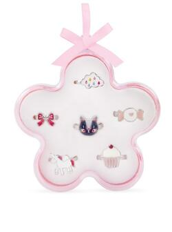 Kolli: 1 Sweet Treats Ring Set 6 Pcs