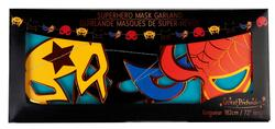 Kolli: 2 Superhero Masks Garland, 72""