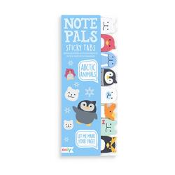 Kolli: 12 Note Pals Sticky Tabs - Arctic Animals