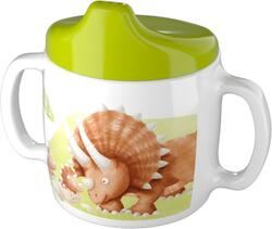 Kolli: 4 Sippy Cup Dinos