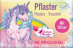 Kolli: 20 Plasters with glitter