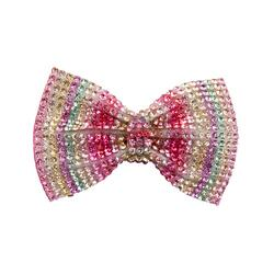 Kolli: 6 Boutique Gem Bow Hairclip