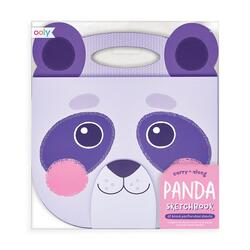 Kolli: 3 Carry Along Sketchbook - Panda