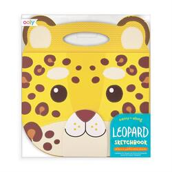 Kolli: 3 Carry Along Sketchbook - Leopard