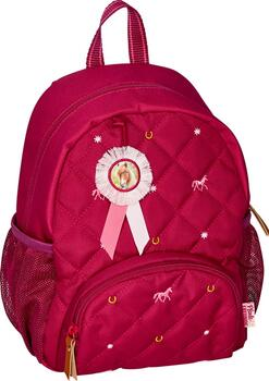 Kolli: 1 Small backpack berry-pink