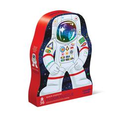 Kolli: 2 36 pcs Shaped Puzzle/Space Explorer