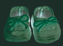 Kolli: 2 Baby shoes, mokkasin