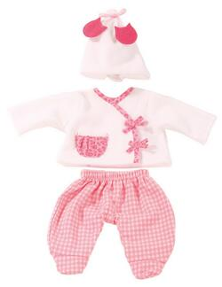 Kolli: 2 Baby combi, tiger & check, 3-pcs.