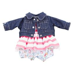 Kolli: 2 Combination for baby dolls, Vacanze