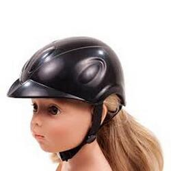 Kolli: 2 Riding helmet, Black Beauty