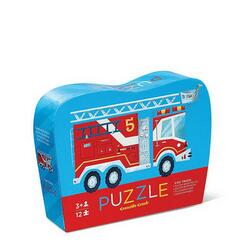 Kolli: 2 12 pc Mini Puzzle/Fire Truck