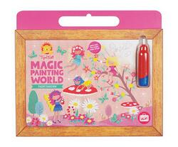 Kolli: 2 Magic Painting World/Fairy Garden (New packaging)